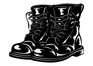 http://www.dreamstime.com/royalty-free-stock-images-black-army-boots-vector-illustration-leather-image35618789