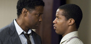 Denzel Washington & Nate Parker square off in The Great Debaters