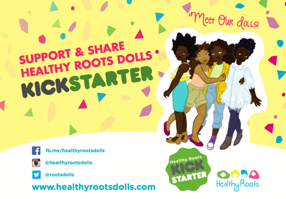 Healthy Roots Dolls: Dolls Made for Your Black Child